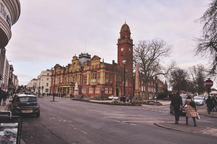 Royal Leamington Spa Street Photography