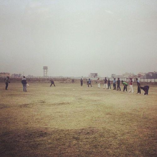 Hardball cricket training session at COMSATS Attock Campus. Comsats Attock Comsatsatk Cricket sport games