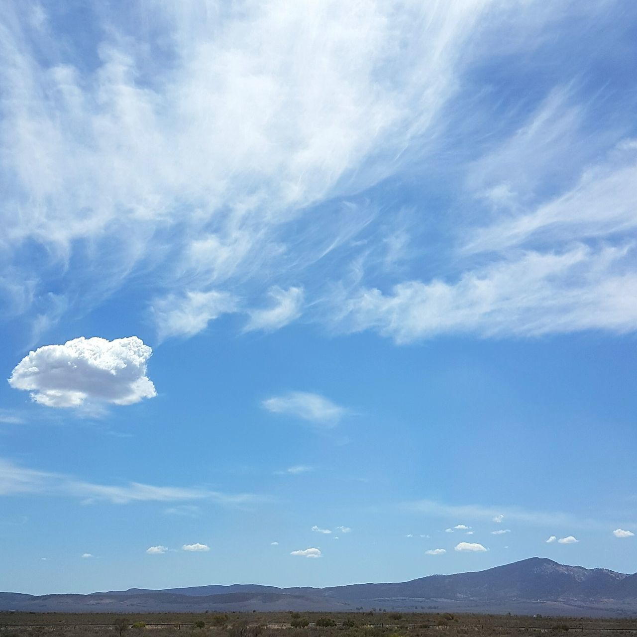 sky, cloud - sky, nature, tranquility, beauty in nature, scenics, tranquil scene, day, no people, outdoors, blue, landscape