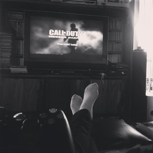 This is my weekends ○ CallOfDuty Modernwarfare4 Almostfinnished Xbox360 allday niallhoran haha directioners yolo ♥♥