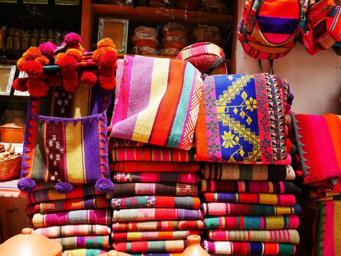 Retail  Multi Colored For Sale Choice Variation Market Textile Large Group Of Objects Market Stall Abundance Small Business Business No People Retail Display Sale Collection Arrangement Day Hanging Store Outdoors Scarf