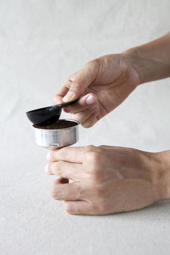 Close-up Coffee How To Make Mokapot Mokapot