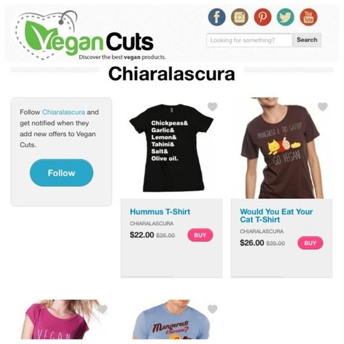 Buy our shirts at a special prize from #vegancuts marketplace! #chiaralascura #veganshirt #fairwear #ecofashion #veganfashion #vegansofig #veganshare #vegan #organic Vegan Organic Vegansofig Chiaralascura Veganshare Veganshirt Fairwear Veganfashion Ecofashion Vegancuts