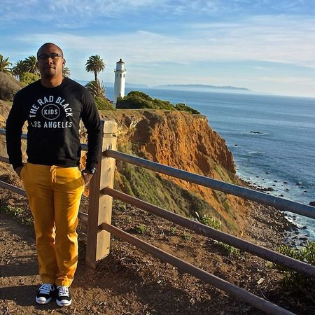 """Nor East"" Crew Neck Sweatshirt worn by @radthulani •••COLLECTION DROPS TOMORROW••• Newcollection Ss14 Thursday Beach California LosAngeles LA mensfashion menstyle style styletalk stylechat wickedwednesday lighthouse theradblackkids TRBK TRBKofficial TRBKcertified"