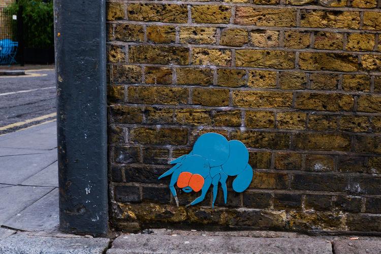 Architecture Art Art Is Everywhere Built Structure Day Graffiti London No People Outdoors Shorditch Street Art Shoreditch Street Street Art Street Photography Streetphotography Uk United Kingdom Urban Brick Lane, London Brick Ln. Banksyart The Street Photographer - 2017 EyeEm Awards EyeEm LOST IN London