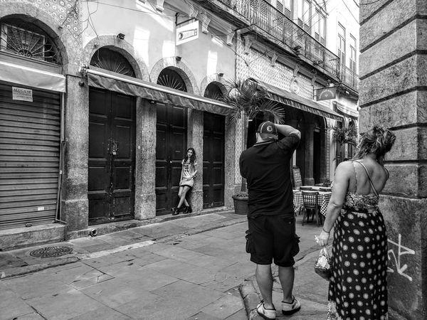 The Street Photographer - 2017 EyeEm Awards Streetphotography Street Streetphoto_bw B&w Street Photography Blacknwhite Blackwhite Black And Write