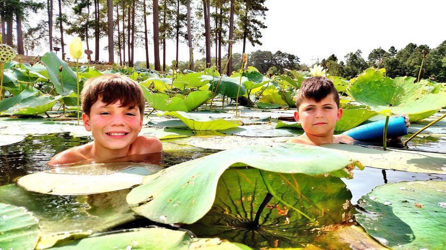 Summertime Check This Out Martin Lake State Park EyeEm Nature Lover Lillypads Flowers Hanging Out My Man My Son Friends Friendship