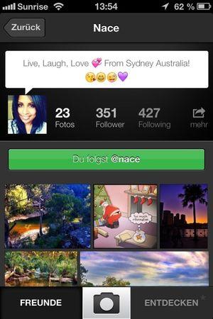 Follow her!! @nace @nace @nace Follow Follow Follow! Want shotout? Comment! Fresh Produce