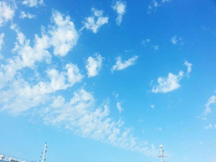 Sky Clouds Baia Da Guanabara Céu E Nuvem