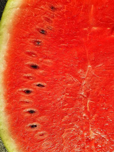 Full frame shot of strawberry