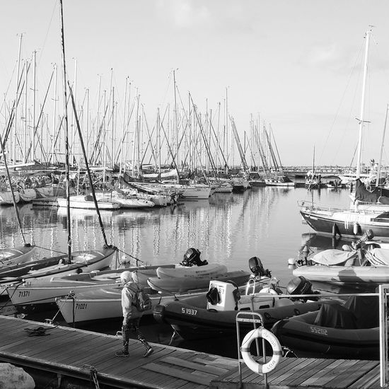 The Human Condition People People Photography People Walking  Yacht Yacht Harbor Yaffo OldYaffo Going Sailing