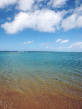 Enjoying The Sun Sea Swimming Sunshine Beach Relaxing Road To 50 Hawaii Landscape