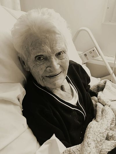 Just found out my beloved Great Aunt died at 99. May she R.I.P. 😢😢 Senior Adult One Woman Only Nursing Home My Heart Is Breaking Wrinkles Of A Long Life Lived Face Full Of Love Family❤ The Beauty Of A Long Life Lived 3XSPUnity EyeEm