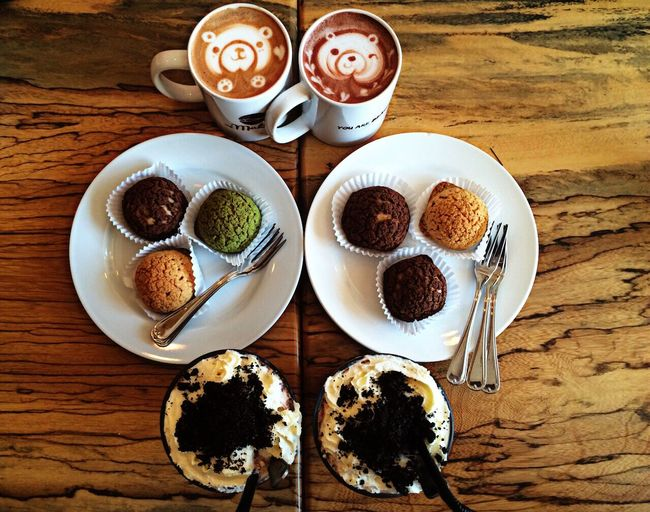 Better Together Coffee with Puffs
