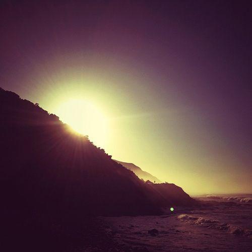 Sunrise over The Great Ocean Road. #roadtrip Payneroadtrip Roadtrip Greatoceanroad Lachlanpayneawesomeamazingphotosbestinstagramereverfollowmenow
