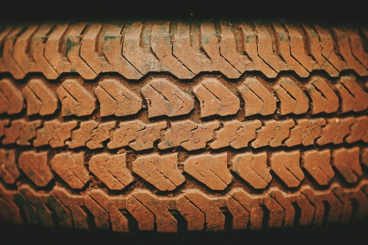 Textured  Vignette Repetition Creativity Arrangement Eyem Philippines Eyeem Philippines Canonphotography Canon_official Canon1ds Mark 3 Tire Tread Tire Tires Tire Track
