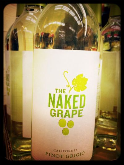 naked grape wine...
