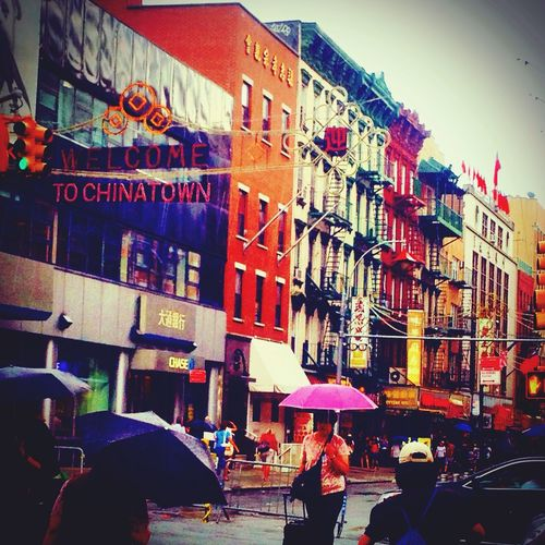 Istanbul Florya NYC Chinatown