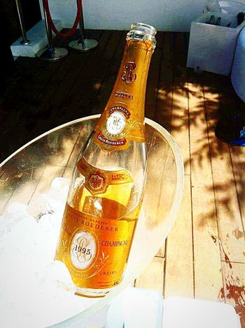 Cristal Ice Champagne Champagne Showers Champagne On Ice Pool Party Liquid Lunch Money Money Money Money Team Champagnelife Expensive Photography Taking Photos 1995 Poolside Bucket You Only Live Once Wine Moments