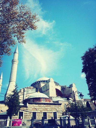 Mosque Ayasofya Istanbul