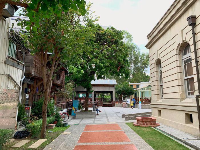 吳園藝文中心 Tainan Architecture Built Structure Building Exterior Plant Tree City Building Nature First Eyeem Photo Tinan