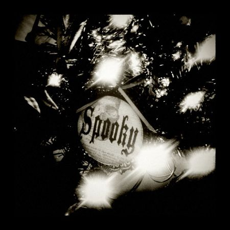 Wishing you and yours a very spooky Christmas! Taking Photos Christmas Christmastree Merry Christmas!