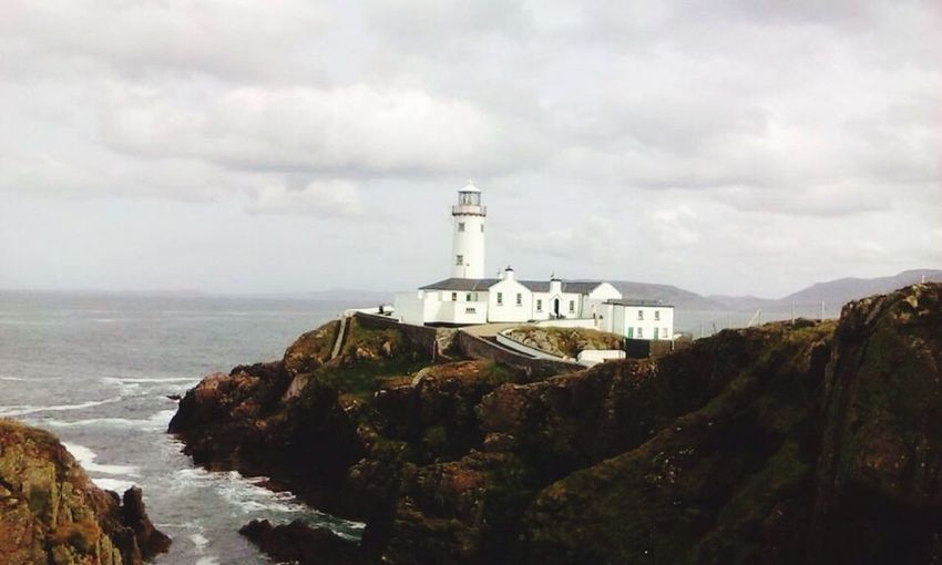 Fanad Lighthouse -Donegal First Eyeem Photo