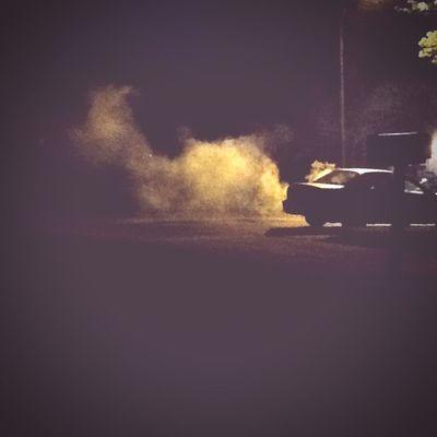 Smoke Vintage Night Dark