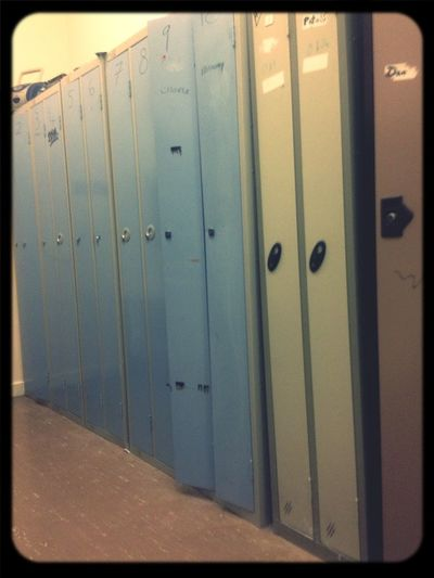 lockers Changing Room