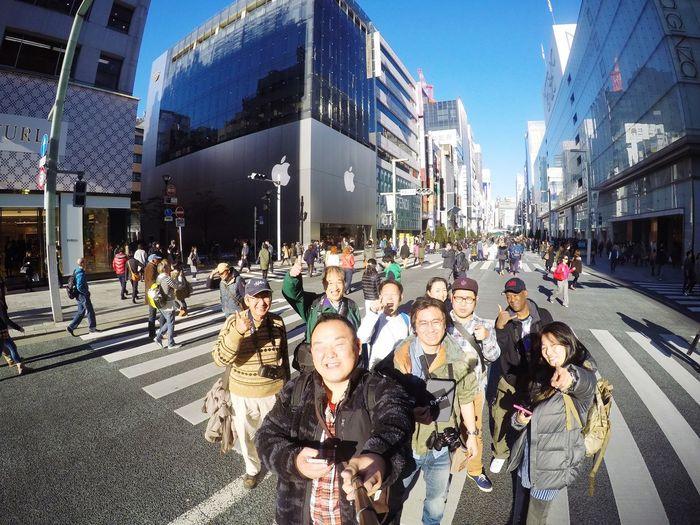 Eyeem Tokyo Meetup 11 GoPrography 自撮り その後