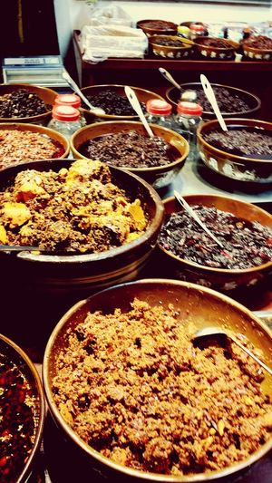 ChongQing's spices...