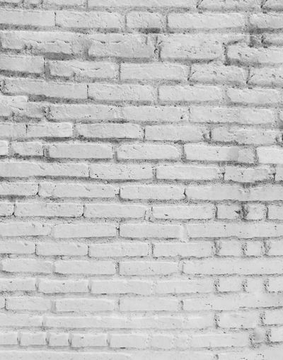 white brick wall texture background. Backgrounds Pattern Full Frame Textured  No People Day Outdoors Architecture Close-up Copy Space Bold And Beautiful Textures And Surfaces Texture And Patterns Vintage Rustic White Background Brick Wall Brickwall Wall Textures White Wall White Color Background