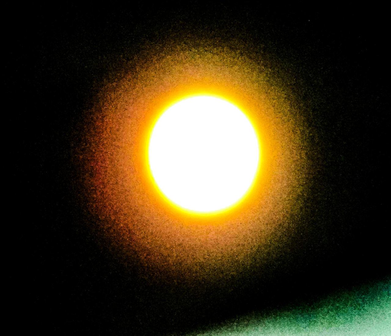 SCENIC VIEW OF ILLUMINATED LIGHT