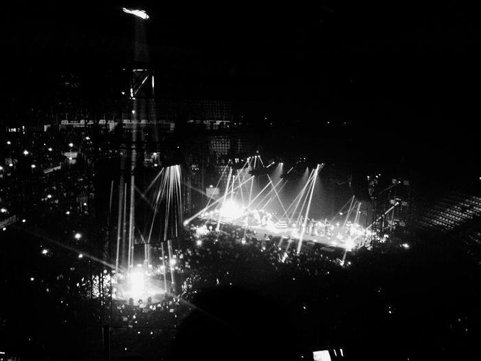 Night Celebration Long Exposure Illuminated Motion Exploding Firework Display Portrait Lifestyles First Eyeem Photo Happiness Looking At Camera Mengoni Live Marco Mengoni Musica Palalottomatica Roma Rome Concerto Bellissimo City Life Communication Photooftheday Picoftheday Concerto Walking Around
