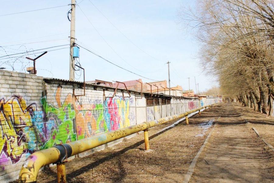 Pereslavl'-zakessky Trubezh Graffiti