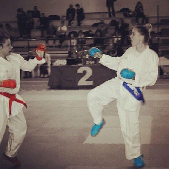 Coppa Toscana 2013 Karate Fijlkam Wkf Karategirl kumiteakaaotatamin2kikmontelupofiorentinogaracompetitionprimopostopodiofirstplacepassionpassionelove