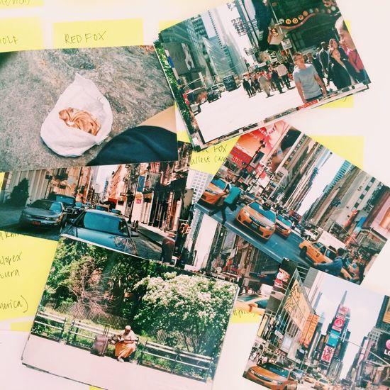 Photos Of Photos New York
