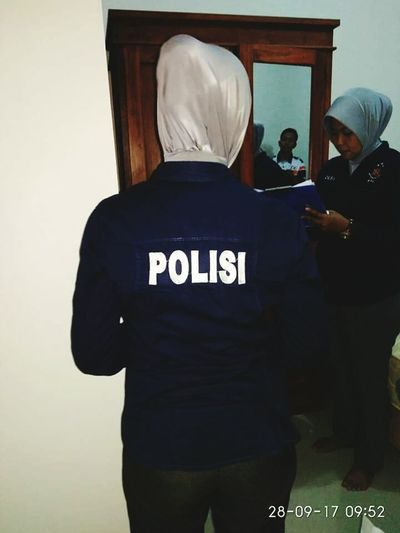Women indonsia police Uniform