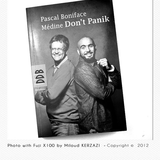 Just Read It ! Book of Brother @medine_officiel DontPanik  Dinerecords family fujix100
