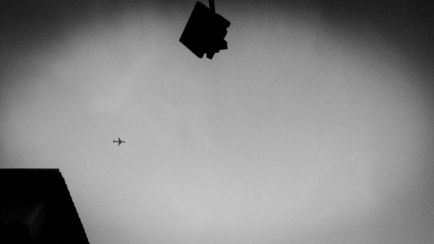 """From """"Urban skyscapes"""" serie Skyporn Sky And City Urban Skyscapes Monochrome Blackandwhite Bw_collection"""