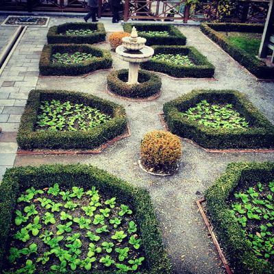 Yeşillik Osmanlıbahçesi Nezahatgökyiğitbotanikbahçesi