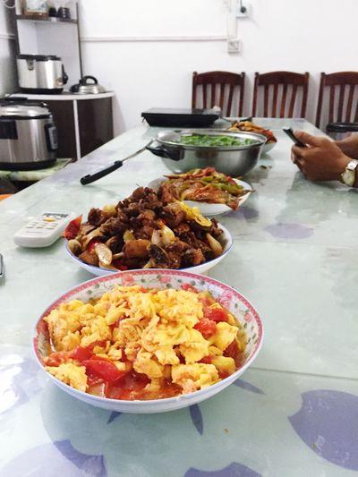 吃中餐 First Eyeem Photo