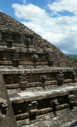 Templo de Quetzalcoatl Teotihuacan Quetzalcoatl Mexico Piramide