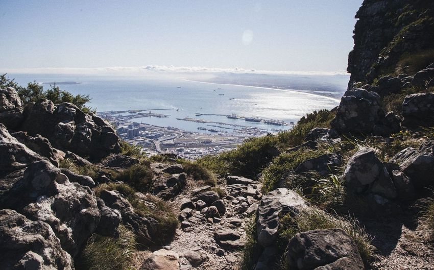 Devils Peak Mountain hike. Cape Town Get Outside Mountains Popular Photos