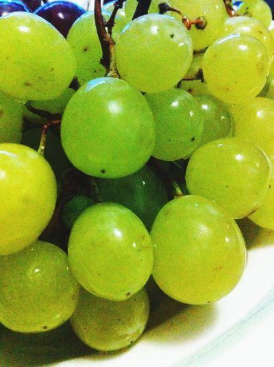 Виноградик вкусненько люблю лето 🍇❤️