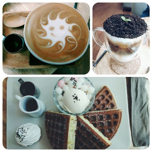 Waffle Time Coffee ☕ Brunch Kaohsiung, Taiwan