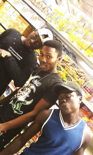 In accra mall with ma naqqaz First Eyeem Photo