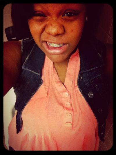 #braceface #cutie #bored Kik Me @nae_butt