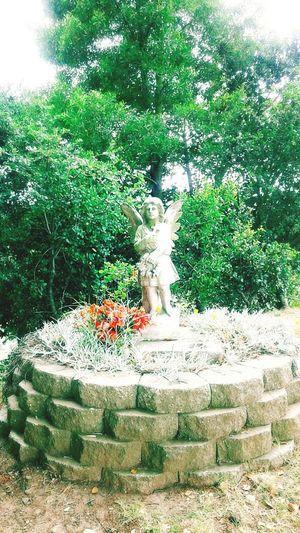 Angel Mountain View Cemetery Oakland Oakland Oakland Ca Statue