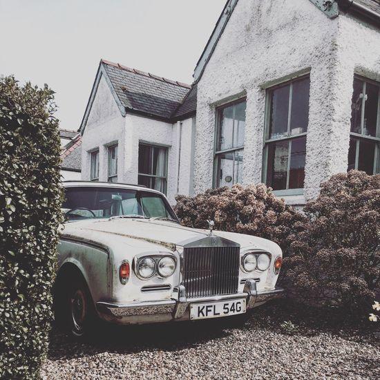 Royce Car Oldshool